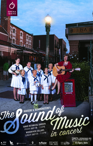 Sound of Music in Concert